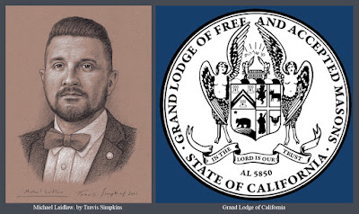 Michael Laidlaw. Southern California Research Lodge. The Fraternal Review. by Travis Simpkins
