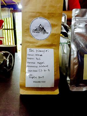 Sunda Coffee, Tawarkan Minum Kopi Bener Di Ketinggian 675mdpl