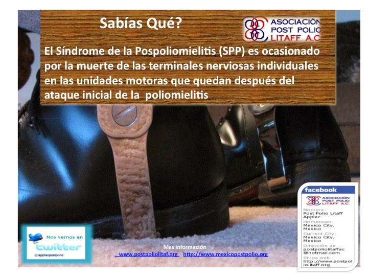 Sindrome de Post Polio