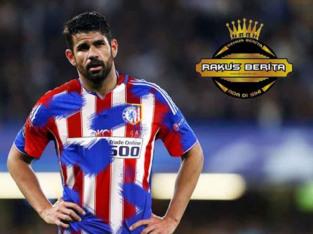 Costa Bakal Disambut Baik Di Atletico Madrid