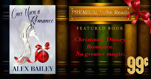 FEATURED BOOK: Once Upon a Romance by Alex Bailey