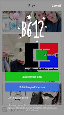 download B612 gratis terbaru
