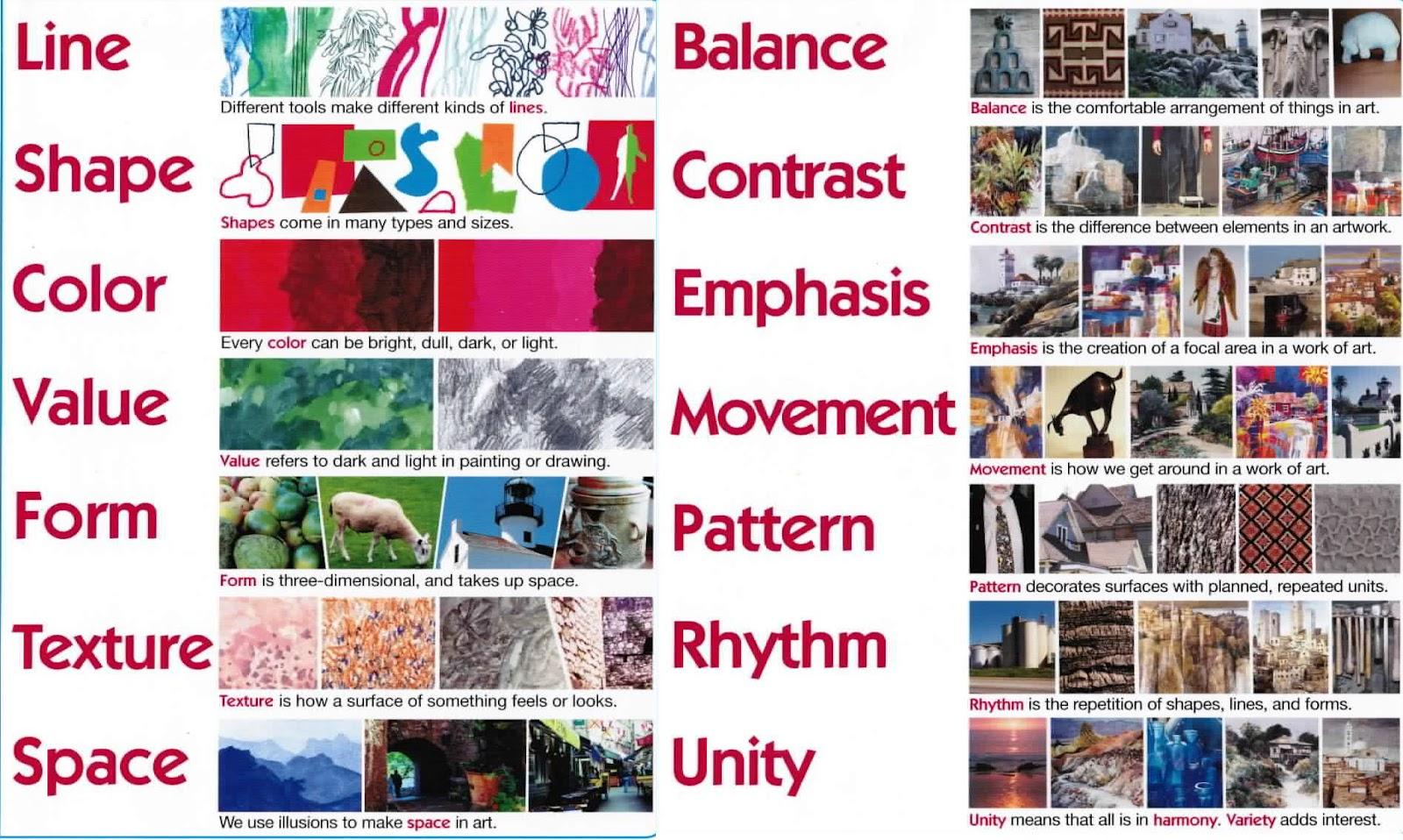 NWSA-2D Art: Elements and Principles of Design