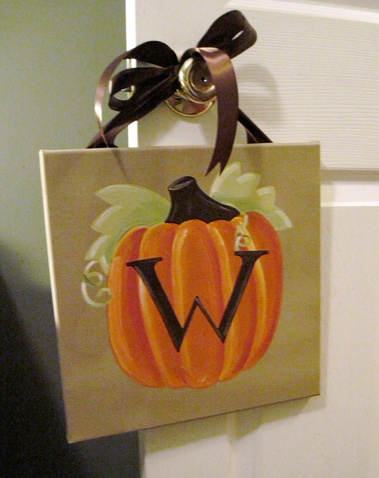 Ive Painted My Last Pumpkin