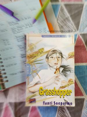 Grasshopper karya Yanti Soeparmo