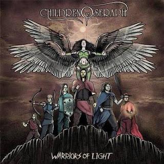 Children of Seraph - Warriors of Light (full album)