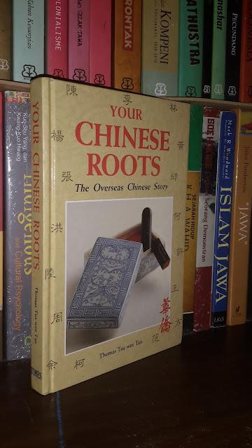 Buku Thomas Tsu Wee Tan, Your Chinese Root