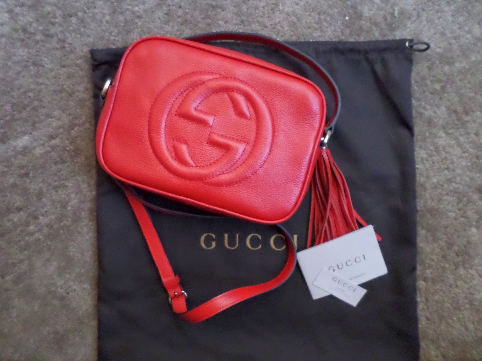 Eye of the Day  How I Accidentally Bought a Fake Gucci Soho Bag! 6c17ddb82892d