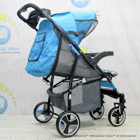 Junior L'abeille A519 Michigan Baby Stroller