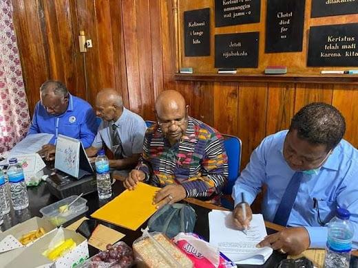 Surat Gembala Persekutuan Gereja-Gereja West Papua