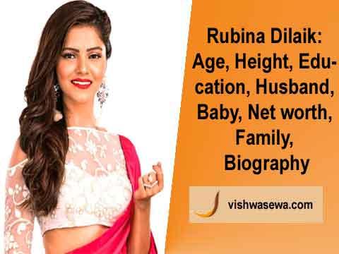 Rubina Dilaik: Biography, Age, Education, Height, Career, Awards