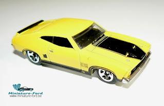 Hot Wheels, Ford Falcon XB