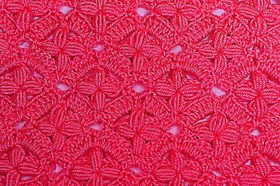 6 - IMAGEN Puntada de flores a crochet y ganchillo. Fácil y sencillo. MAJOVEL CROCHET