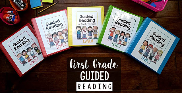 guided reading first grade