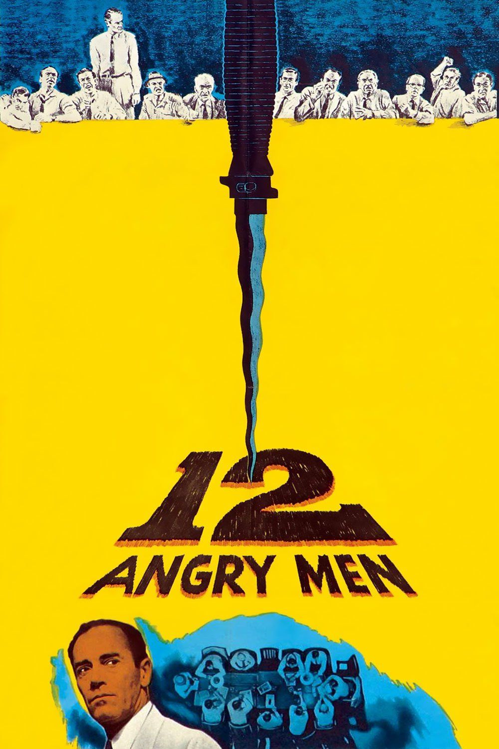 12 Angry yellow and blue wallpapers