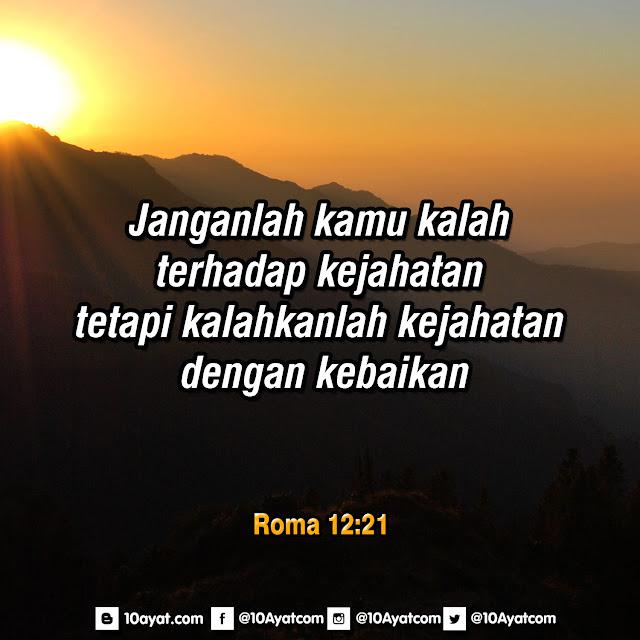 Roma 12:21