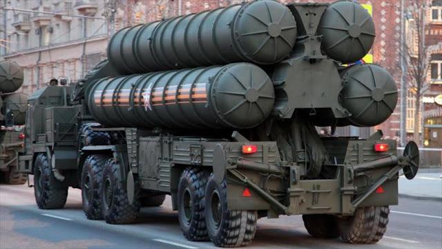 Rusia prueba en 2020 su nuevo sistema antimisiles S-500