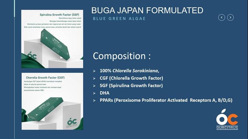 BUGA-Blue Green Algae