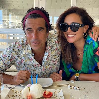 Caterina Balivo compleanno marito Guido Alberto oggi 27 agosto