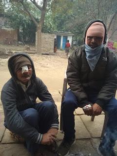 दो भाइयों को मारकर घायल करने वाले पुलिस की पकड़ से बाहर    #NayaSaberaNetwork