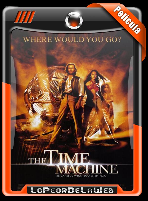 The Time Machine (2002) 1080p H264 Dual [Steampunk]