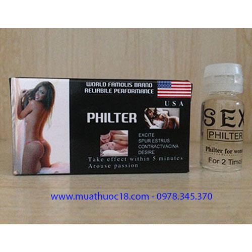 thuốc kích dục nữ sex philter