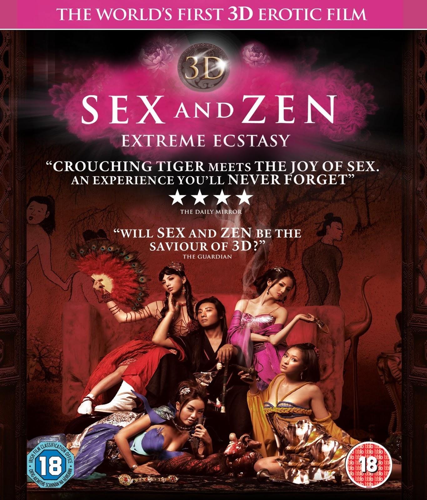 Sex and zen stream