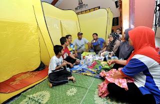 Banjir Di Melaka, Sebuah Lagi Pusat Pemindahan Dibuka