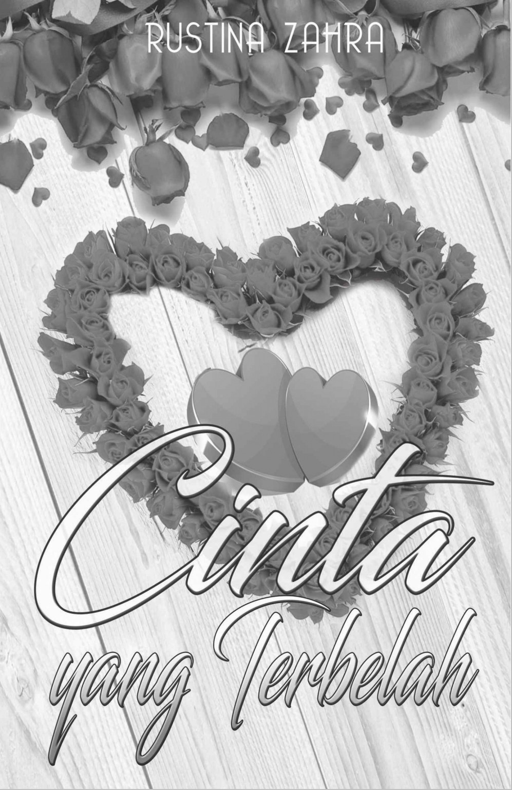 Novel : Cinta Yang Terbelah