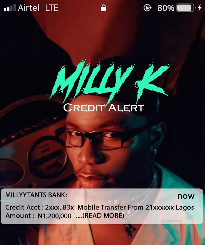 [Music] Milly k - Credit Alert.mp3