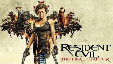 Resident Evil: The Final Chapter Movie Online