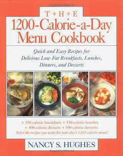 The 1200-Calorie-a-Day Menu Cookbook