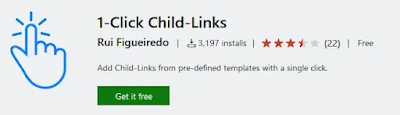 1-Click Child-Links ロゴ