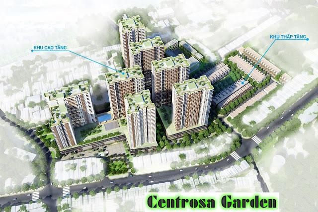 Căn hộ hạng sang ngay trung tâm thành phố - Hà Đô Centrosa Garden