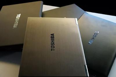 Toshiba خارج نطاق عمل أجهزة الكمبيوتر المحمول رسميًا