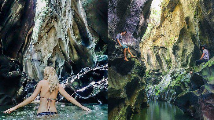 Hidden Canyon Beji Guwang Keindahan yang tersembunyi di bali