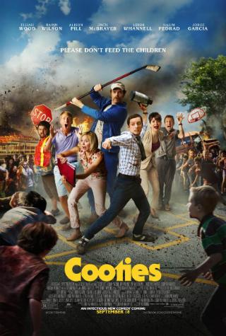 Cooties [2014] [DVDR] [NTSC] [Latino]