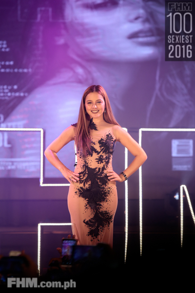 FHM 100 Sexiest Grand Finale The Victory Party Catwalk