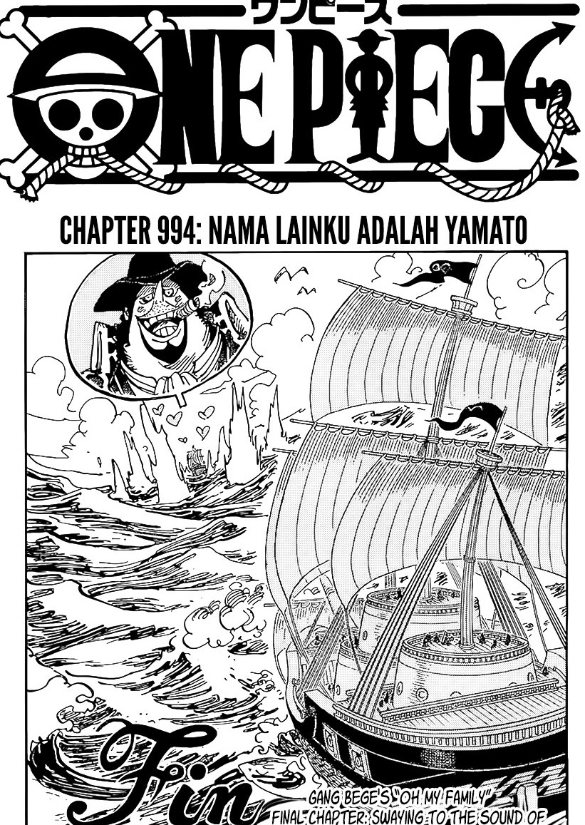 Baca Komik One Piece Sub Indo : komik, piece, Update!, Manga, Piece, Chapter, Masrana.com