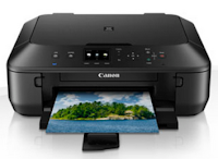 Canon PIXMA MG5550 Printer Driver