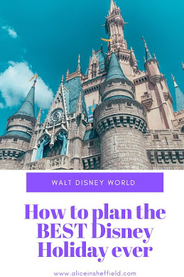 Walt Disney World Planning Timeline