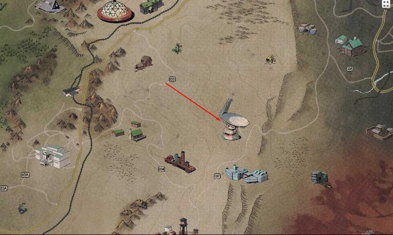 Где найти пружины в Fallout 76