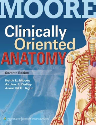[Free Amazon ebook]Clinically Oriented Anatomy-Keith L. Moore