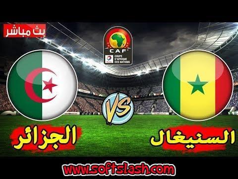 بث مباشرالجزائر و السنغال بدون تقطيع بطولة امم افريقيا2019 بمختلف الجودات