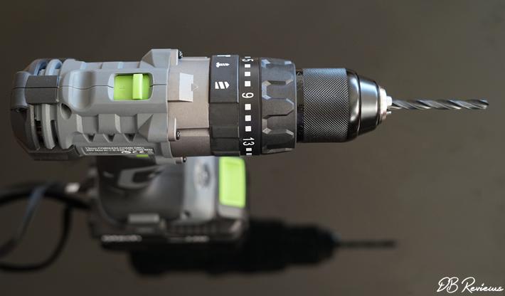 Gtech 20V Cordless Combi Drill Set