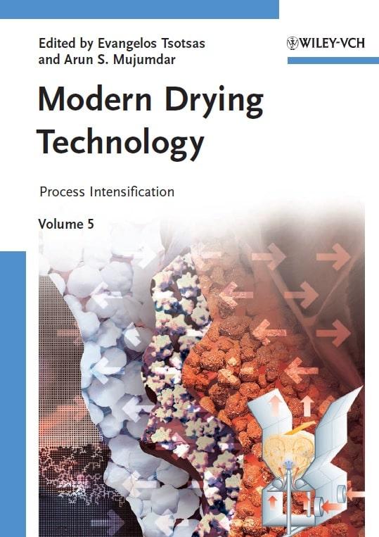 Modern Drying Technology: Process Intensification