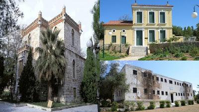 Στο Παλατάκι μεταφέρονται το Λαογραφικό Μουσείο και το Μουσείο Εθνικής Αντίστασης Χαϊδαρίου