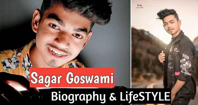 Sagar Goswami (TikTok Star) Biography, Lifestyles, Income, Girlfriend & House