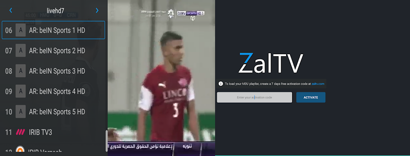 ZalTV IPTV APK : WATCH PREMIUM CHANNELS FOR FREE ON ANDROID - About