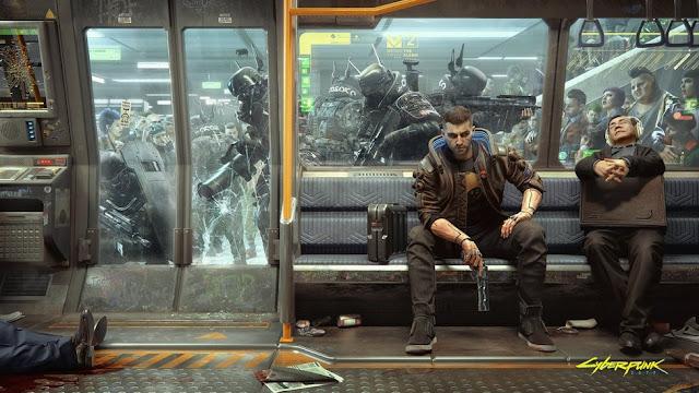 أفضل 5 مسدسات مميزة في لعبة Cyberpunk 2077